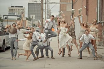 The Huckabees - wedding