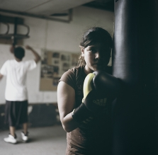Boxing (personal project)