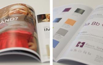 Madonna Rehabilitation - Brand Book 2