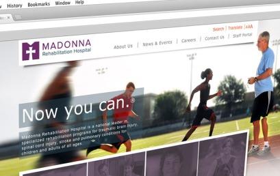 Madonna.org - Home