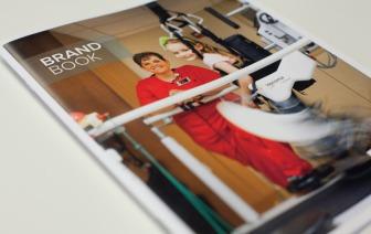 Madonna Rehabilitation - Brand Book